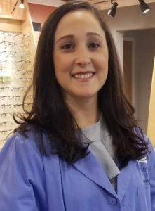 Welcome our new optometrist from Palatine Dr. Jacqueline Cozzone